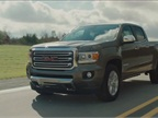 2015 GMC Canyon Provides New Safety Feature for Youngest Passengers