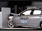 Mercedes-Benz E-Class Excels in IIHS Small Overlap Crash Test