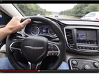 2015-MY Chrysler 200 Test Drive