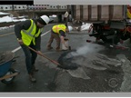 Potholes Wreak Havoc for Drivers Across America
