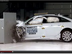 2016 Audi A6 Small Overlap Crash Test