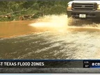 TXDOT Warns About Flood-Prone Roads