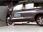 2016 Honda Pilot IIHS Crash Tests