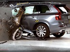 Volvo XC90 Excels in IIHS Crash Tests