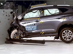 Hyundai Tucson Aces Crash Tests