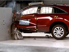 Acura RDX Excels in IIHS Crash Tests