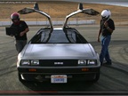 Self-Driving DeLorean