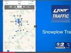 App Tracks Utah Snow Plowing