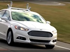 Ford's Autonomous Car Progress