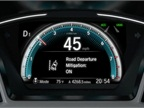 Honda Civic Features Advanced Sensing Tech