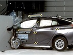 Prius Aces Crash Tests