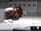 Hyundai Santa Fe Sport Aces Crash Tests