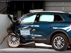 Lincoln MKX Shines in IIHS Tests