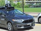 Uber Tests Self-Driving Car