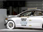 Ford Fusion Aces Crash Tests
