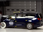 Chrysler Pacifica Aces Crash Tests