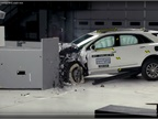Cadillac XT5 Excels in Crash Tests