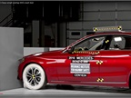 Mercedes-Benz C-Class Excels in Crash Tests