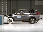 Honda CR-V Excels in Crash Tests
