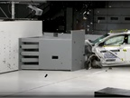 Kia Cadenza Excels in IIHS Crash Tests