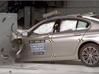 BMW 5 Series Excels in Crash Tests
