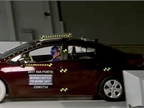 Kia Forte Shines in Crash Tests