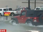 Houston Hit by Historic Flooding