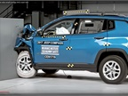 2017 Jeep Compass Crash Testing