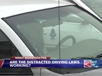 Are Distracted Driving Laws Working?