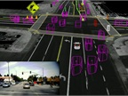 How a Driverless Car Sees the Road