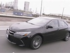 Video: Driving the 2015 Toyota Camry