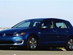 Driving the Volkswagen e-Golf