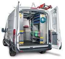 2015 Ford Transit Cargo Van Shelving Systems Products