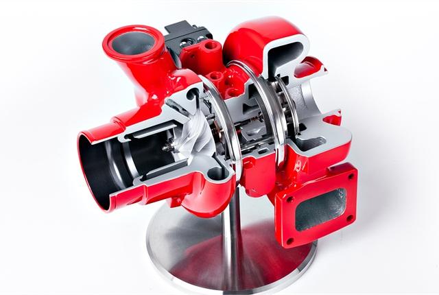 Cummins Turbo Technologies Next Gen VGT Turbocharge