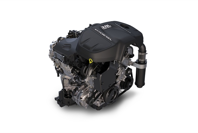 V-6 EcoDiesel will boost fuel economy of Ram 1500 pickup. No other half-ton pickup now has a diesel.