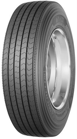 Michelin's X Line Energy T trailer tire