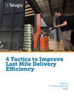 Four Tactics to Improve Last Mile Delivery Efficiency