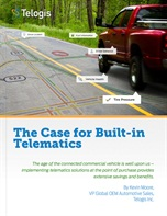 The Case for Built-In Telematics