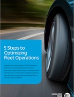 5 Steps to Optimizing Fleet Operations