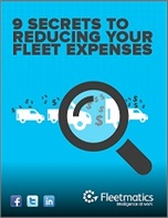9 Secrets to Reducing Your Fleet Expenses