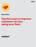 Top 5 Ways to Improve Customer Service Using Your Fleet