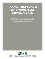 Taking the Plunge: Why Your Fleet Should Lease