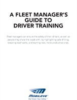 A Fleet Manager's Guide to Driver Training