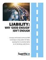 Liability: Why 'Good Enough' Isn't Enough