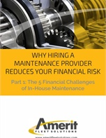 The 5 Financial Challenges of In-House Maintenance
