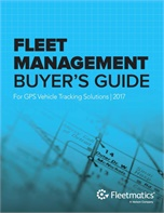 2017 GPS Fleet Tracking Buyer's Guide