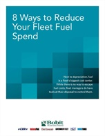 8 Ways to Reduce Your Fleet Fuel Spend