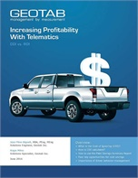 Increasing Profitability With Telematics: COI vs. ROI