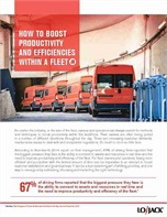 3 Must-Know Tips to Boost Productivity Within Your Fleet