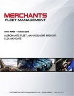 Merchants Fleet Management Insight: ELD Mandate